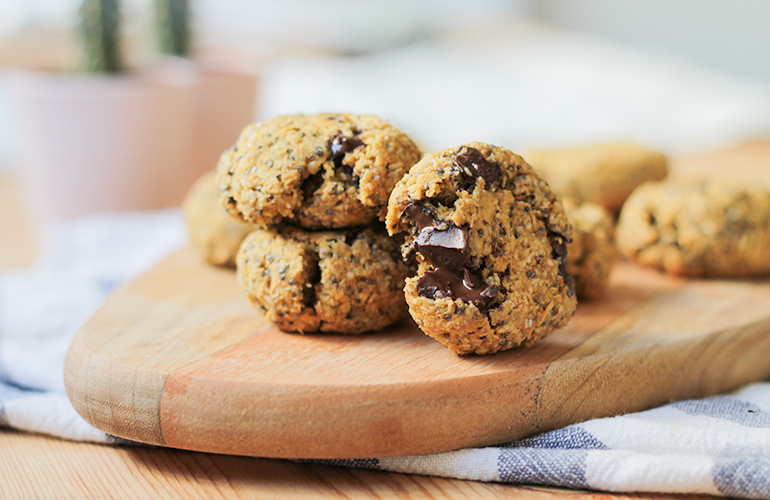Cookies de Abóbora