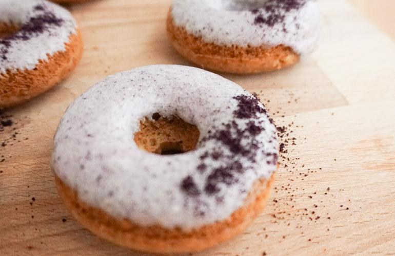 Donut de Açaí